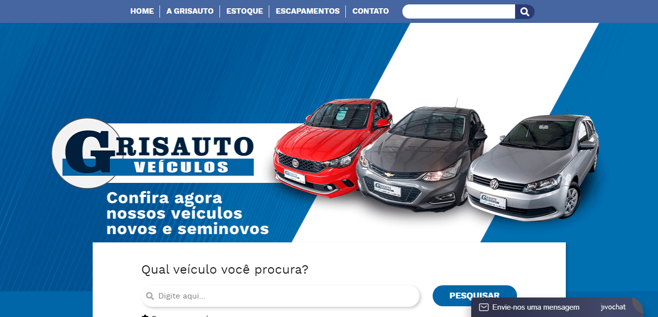grisauto homepage