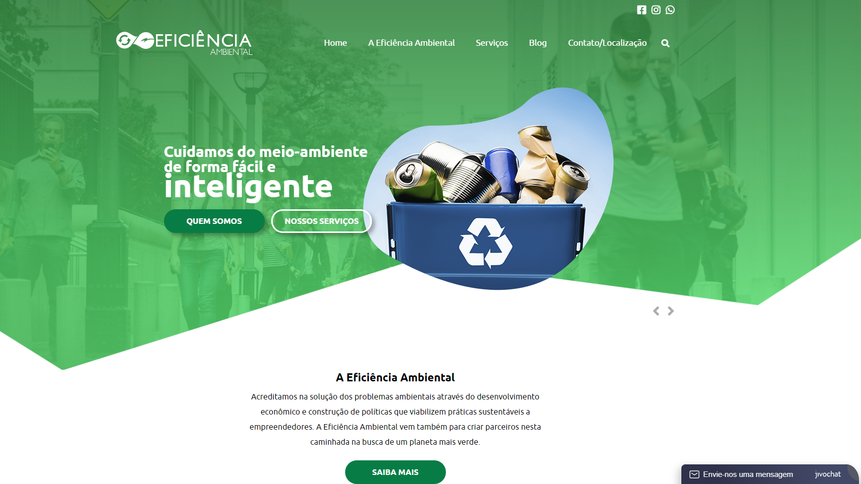 eficiencia ambiental home